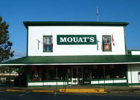 Mouat's Trading Company on Salt Spring Island