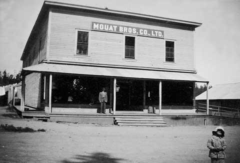 New Store 1912